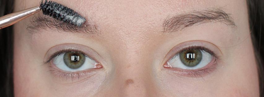 Saippuakulmat eli soap brows: levitys