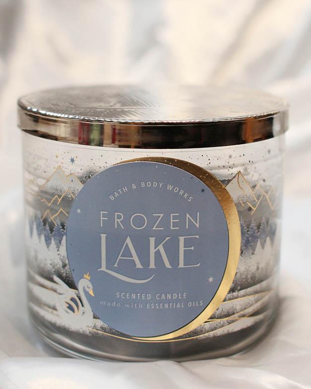 Frozen Lake tuoksukynttilä
