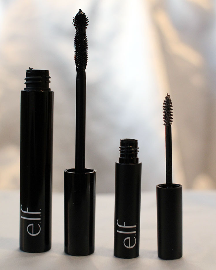 e.l.f. 3-in-1 mascara ja wow brow kulmageeli